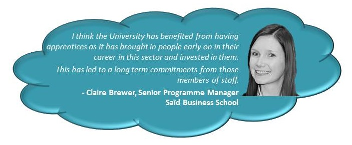 Claire Brewer testimonial