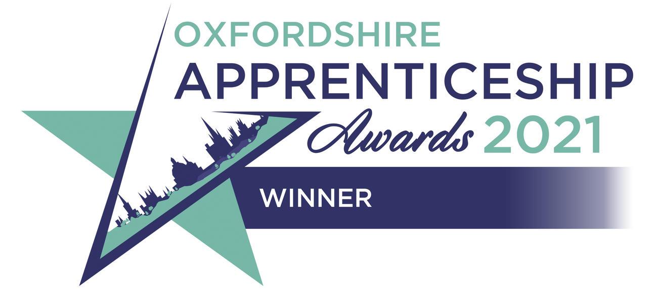 Oxfordshire Apprenticeship Awards 2021 winner - University of Oxford