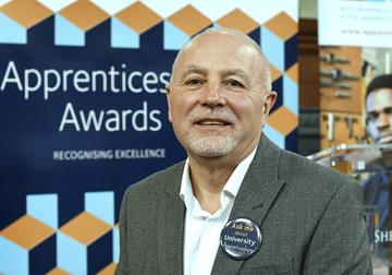 Clive Shepherd - Apprenticeships Manager