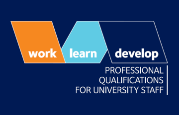 WLD - Professional qualifications for University staff